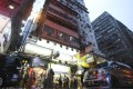 The King Hing Building in Mong Kok has been raided twice in the past six months. Photo: Edward Wong