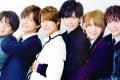 Rising Japanese boy band King & Prince.