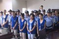 A total of 57 people were jailed over the frauds. Photo: Baidu
