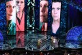 """Frances McDormand delivers a speech at this year's Academy Awards show after winning the best actress Oscar for her role in Three Billboards Outside Ebbing, Missouri. Academy governors promise a shorter ceremony next year, and a new """"popular film"""" category. Photo: AFP"""