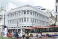 Kuala Lumpur's older buildings are being revilatised, including 2 Hang Kasturi, a bank headquarters dating from 1938 that has been repurposed as a creative hub. Photo: courtesy of Think City
