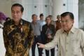 Indonesian President Joko Widodo and Vice-President Jusuf Kalla. Photo: Reuters