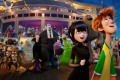 A still from Hotel Transylvania 3: A Monster Vacation (category I), directed by Genndy Tartakovsky and starring the voices of Adam Sandler, Selena Gomez and Kathryn Hahn.