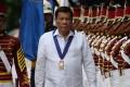 Philippine President Rodrigo Duterte. Photo: AFP