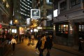 Lan Kwai Fong in Hong Kong, a popular entertainment district where sources said the officer drank with three women. Photo: Dickson Lee