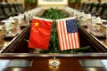 China and the US are currently locked in a tit-for-tat trade war. Photo: Reuters