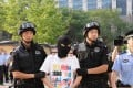 The suspects were detained on Wednesday. Photo: news.hsw.cn