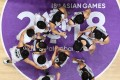 Four members of Japan's men's basketball team have been sent home from the Asian Games. Photo: AFP