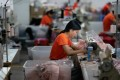 China's export orders have continued to shrink. Photo: Reuters