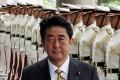 Japanese Prime Minister Shinzo Abe is heading to Vladivostok for the Eastern Economic Forum. Photo: AFP