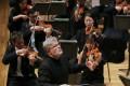 Composer James MacMillan conducts the Hong Kong Sinfonietta. Photo: courtesy of the Hong Kong Sinfonietta