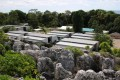 Refugee camp five on Nauru. Photo: AFP