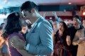 Constance Wu as Rachel and Henry Golding as Nick in Crazy Rich Asians. Photo: Sanja Bucko, Warner Bros. Pictures