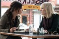 Sandra Bullock and Cate Blanchett in a scene from Ocean's 8, like Crazy Rich Asians a non-superhero Warner Bros. summer release.
