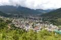 Bhutan's capital Thimphu. Photo: AFP