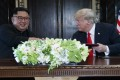 North Korean leader Kim Jong-un says his meeting with US President Donald Trump in Singapore in June has helped stabilise the situation in the region. Photo: AP