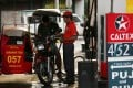 Rising petrol prices are among the effects of unchecked inflation in the Philippines. Photo: Reuters