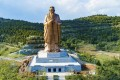 The world's tallest Confucius statue will be formally launched on Monday in Qufu, east China's Shandong province. Photo: Xinhua