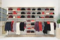 The Everlane boutique in New York features a curated selection of clothing, shoes and accessories.