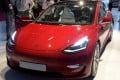 The Tesla Model 3. Photo: AFP