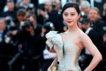 Fan Bingbing at the Cannes Film Festival in May, shortly before her disappearance from the public eye. Photo: Reuters