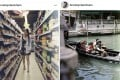Brooklyn Beckham caused outrage with his social media post about Chinese tourists in Venice. Photo: Instagram