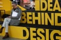 DesignInspire 2017 at the Hong Kong Convention and Exhibition. Hong Kong has staged several design thinking workshops for more than 300 civil servants in the city. Photo: SCMP/Nora Tam