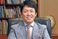 Tsuneyuki Minami, president and CEO