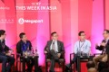 (left to right): Moderator Chua Kong-ho, the Post's technology editor; Khailee Ng, 500 Startups managing partner; Joe Tsai, Alibaba Group executive vice-chairman and the Post's chairman; Ming Maa, Grab president; and Thomas Tsao, Gobi Partners founding partner, at the China in Southeast Asia forum (China Conference) on Wednesday in Kuala Lumpur, Malaysia. Photo: K.Y. Cheng