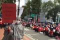 Women protest hidden-camera pornography in Seoul, South Korea. Photo: Crystal Tai