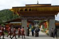 Beijing is seeking to mend relations and extend a hand of friendship to its tiny neighbour Bhutan. Photo: AFP