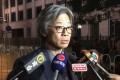 Sing Tao News Corporation executive director Siu Sai-wo speaks to the media in Beijing. Photo: RTHK