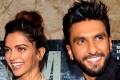 Deepika Padukone and Ranveer Singh, who will marry in November. Photo: AFP