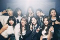 The nine members of TWICE were banned from dating for three years when they made their debut so they could concentrate on recording and performing. Photo: Korea Times