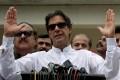 Pakistan Prime Minister Imran Khan. Photo: Reuters