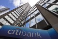 The exterior of the Citibank corporate headquarters in New York. Citi has asked staff in its Asia-Pacific private banking team to postpone all China travel. Photo: Reuters