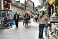 The old Muslim quarter of Xian, China. Photo: Handout