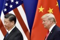 Working level talks have resumed between the US and China, ahead of an expected meeting between the two leaders at the G20 meeting in November. Photo: Kyodo