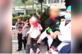 A 39-year-old woman was detained following an attack at a kindergarten that left 14 children hurt. Photo: Ishare.iclient.ifeng.com