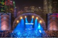Clockenflap has evolved into the city's biggest annual music festival, and last year attracted more than 30,000 revellers on each of the three days. Photo: Handout