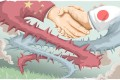 Japan and China are trying to reset their tumultuous relations. Illustration: Lau Ka-kuen