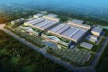 A US trade sanction has cut off memory chip maker Fujian Jinhua Integrated Circuit Co from its American hi-tech suppliers, as the Chinese company nears completion of its US$5.65 billion fabrication facility in Jinjiang, a city in the southeast coastal province of Fujian. Photo: Handout