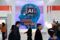 Chinese President Xi Jinping says China must develop, control and use artificial intelligence to secure the country's future. Photo: AFP