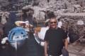 Michael Kors enjoys holidays in Capri.