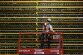 There are now hundreds of virtual currencies and an unknown number of server farms around the world running around the clock to unearth them, more than half of them in China, according to a study from the University of Cambridge. Photo: Agence France-Presse