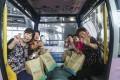 Ngong Ping 360 has seen more visitors since the opening last month of the Hong Kong-Zhuhai-Macau Bridge. Photo: Xiaomei Chen