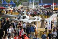 People visit the aviation and aerospace exhibition in Zhuhai, in south China's Guangdong province. Photo: Xinhua