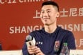 James Zhao speaks at the Pac-12 China Game press conference. Photo: Handout