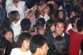 Foreign students party away on a Friday night at Propaganda, a bar in Beijing's university district. Photo: AFP