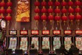 Slot machines at Vancouver's River Rock Casino. Picture: Rachel Pick for Bloomberg Businessweek